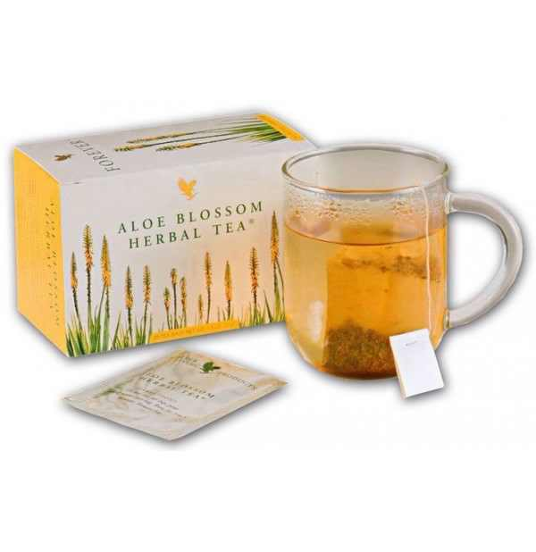 Ceai Aloe Blossom Herbal Tea, 25 x 37g
