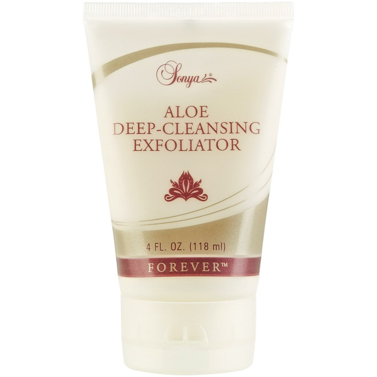 Exfoliant Aloe Deep Cleansing Exfoliator, 118 ml