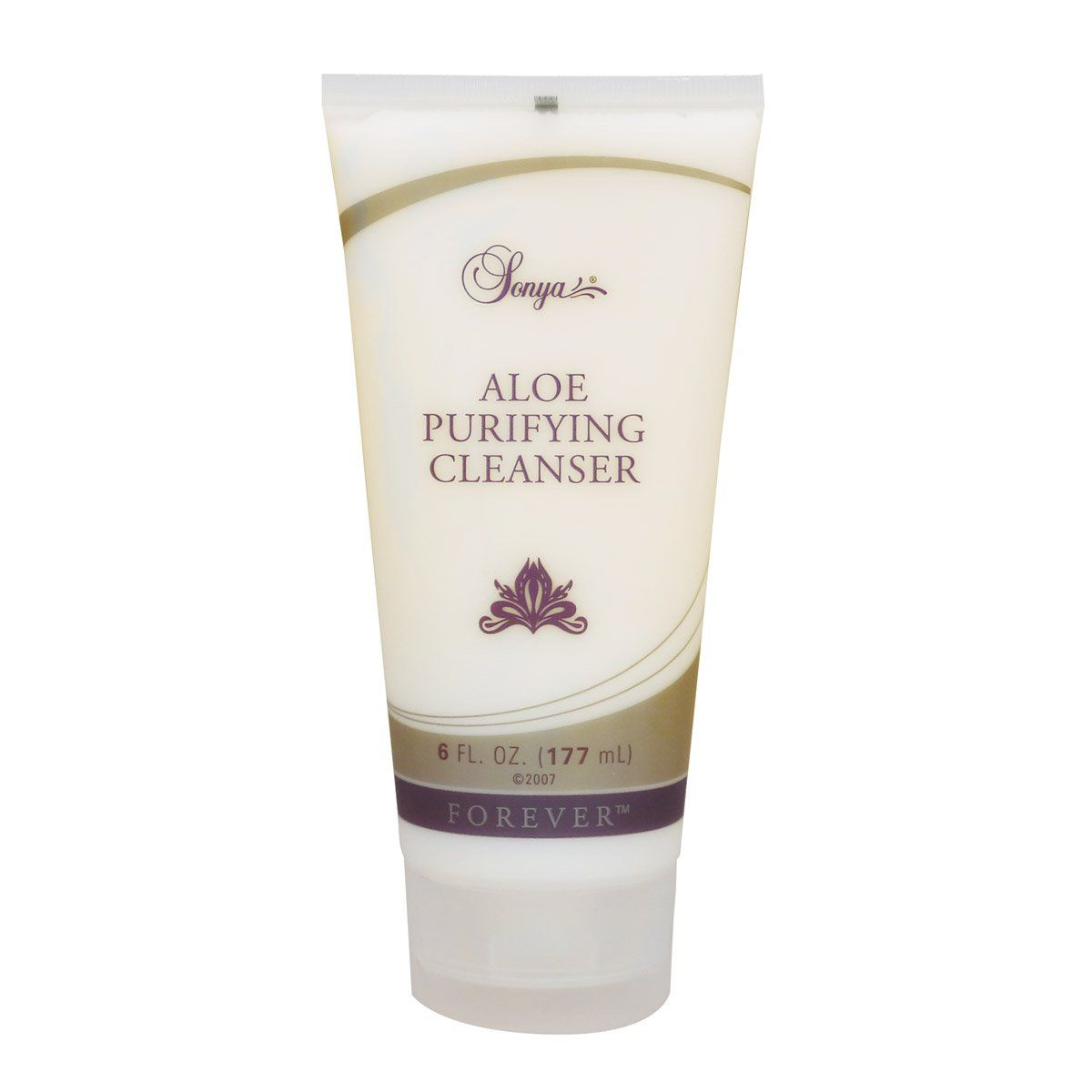 Demachiant Aloe Purifying Cleanser, 177 ml